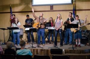Community Worship Night August 2016