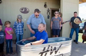 Ranch Family Fun Day August 2016 and Baptism