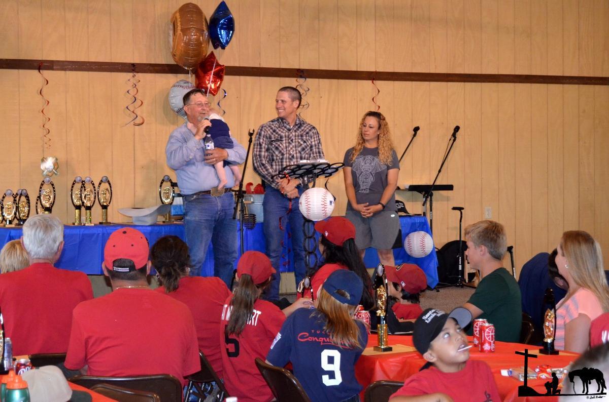 Santa Cruz Little League Closing Ceremony1