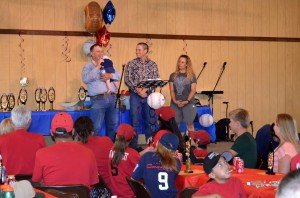 Santa Cruz Little League Closing Ceremony