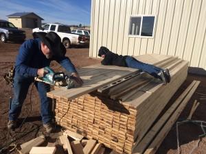 Church Property Work Day