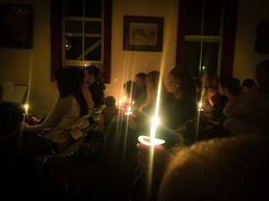 Candlelight Service 2015